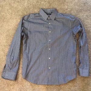 Theory men's Button Down shirt